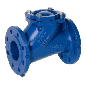 Клапан обратный подъемный с шаром для загрязненных жидкостей Genebre 2453