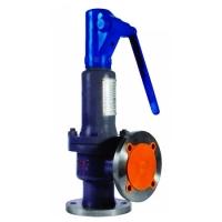 Предохранительный клапан пружинный полноподъемный