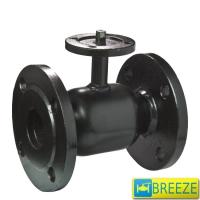 Кран шаровый под электропривод Breeze 11с933п
