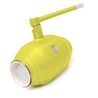 Кран шаровый приварной полнопроходной для газа