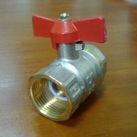Кран шаровый муфтовый ВВ Valvo для воды
