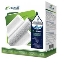 Комплект картриджей к тройной системе очистки воды Ecosoft с технологией EcoFiber