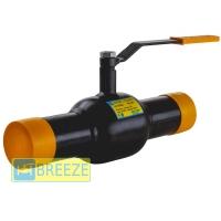Кран шаровый стандартнопроходной приварной Breeze 11с31п