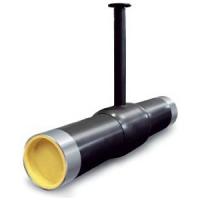 Кран шаровый с удлиненным штоком стандартнопроходной для газа