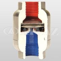Термостатический конденсатоотводчик TKK-41 & 42