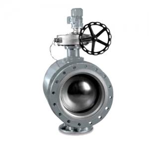 Кран шаровой полнопроходной фланцевый для газа efar тип wk 6a